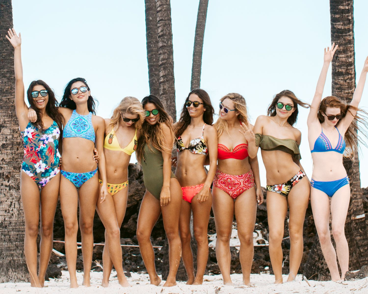 0b9570225d So many suits, so little time. | Meet the HCo Swim Squad ...