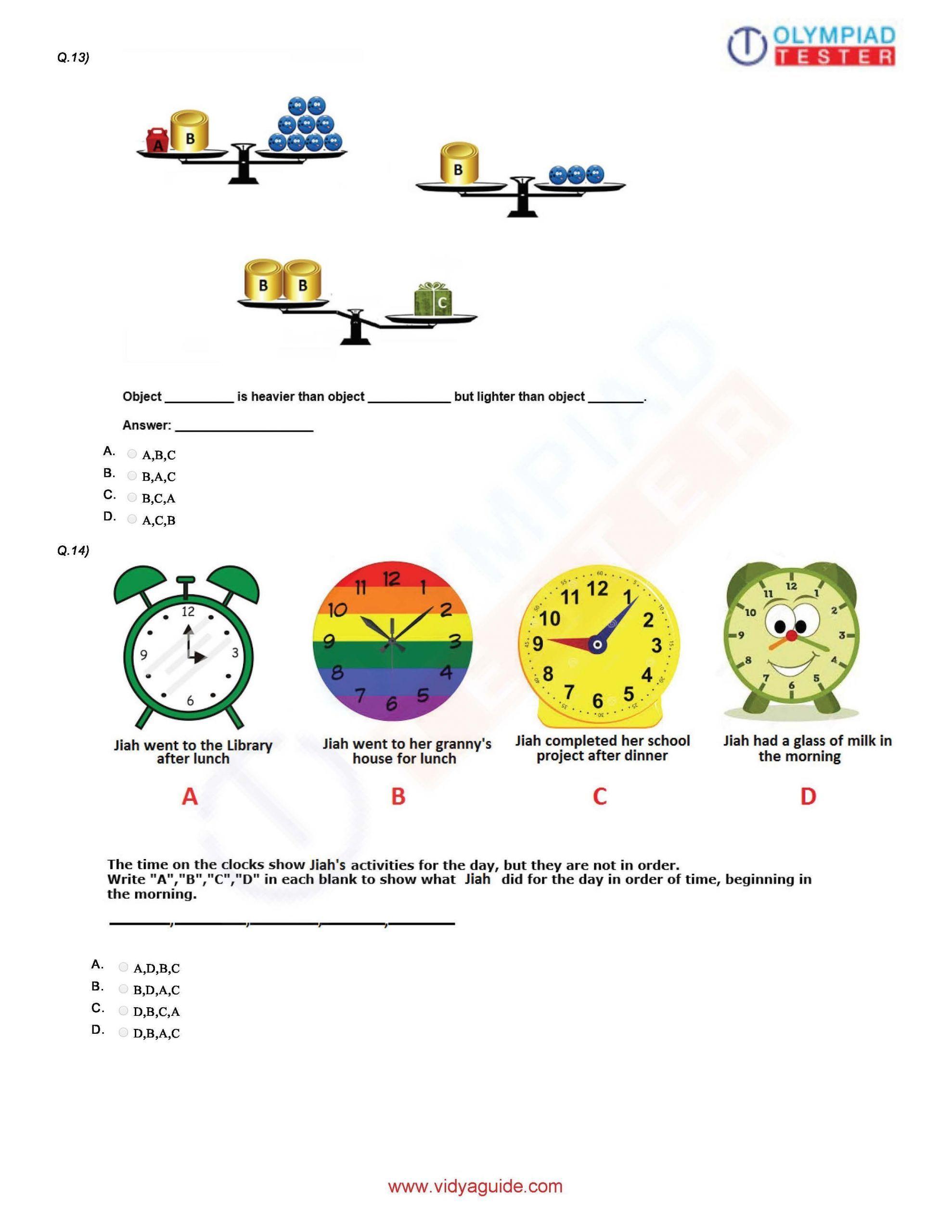 3 Olympics Math Worksheet Online Download Class 1 Maths