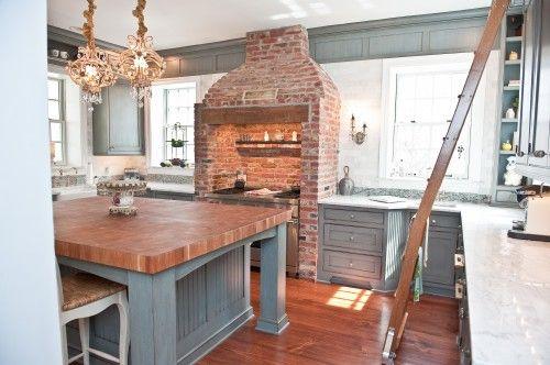 Historic Moorestown NJ Kitchen traditional kitchen
