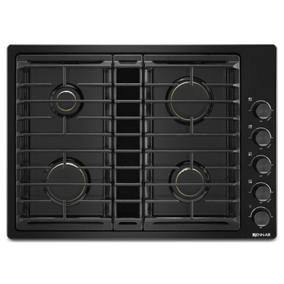 "Black 30"" JX3 Gas Downdraft Cooktop Photo 1 Downdraft"