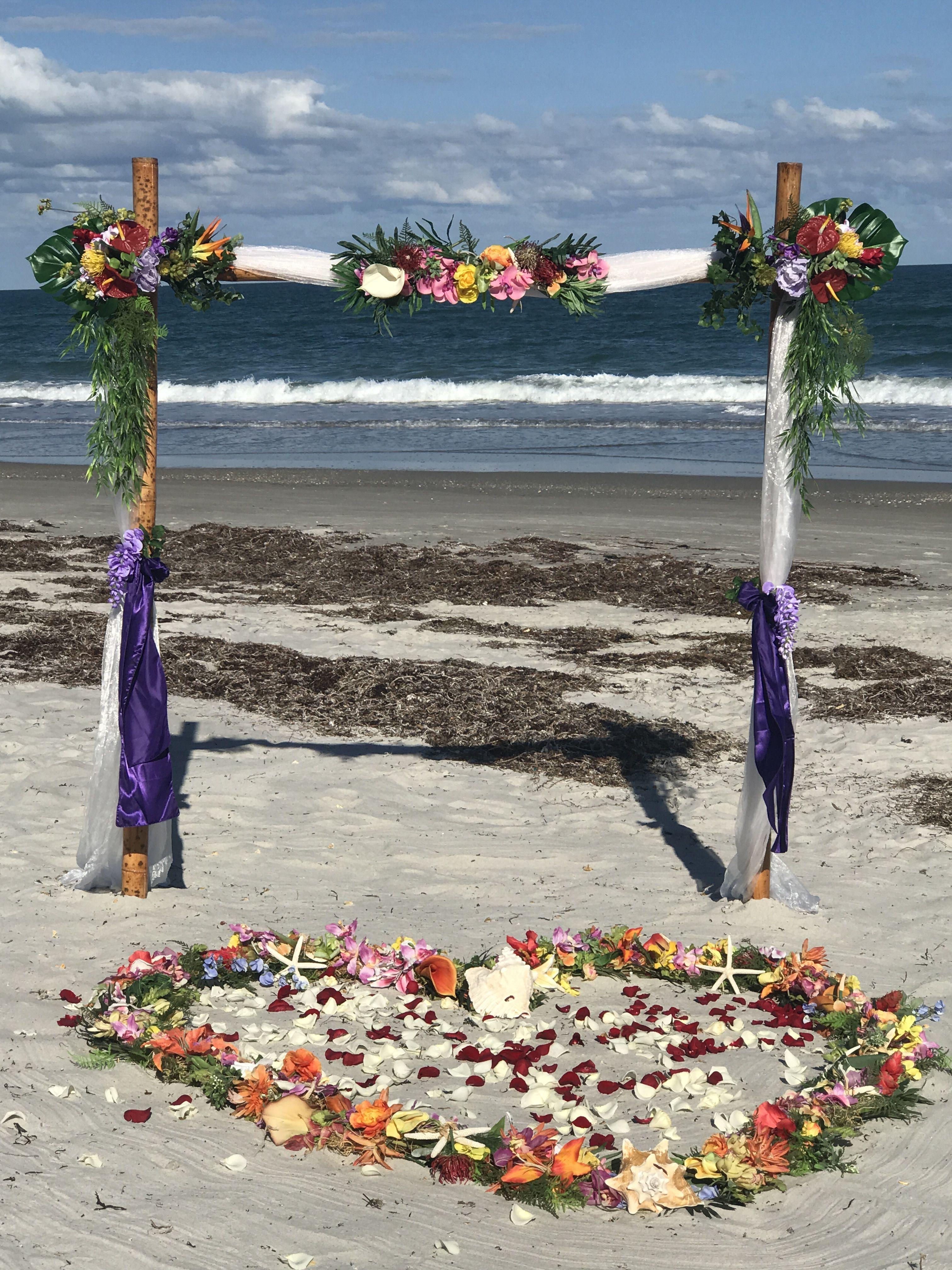 Pin by Cocoa Beach Weddings Surfside on Cocoa Beach