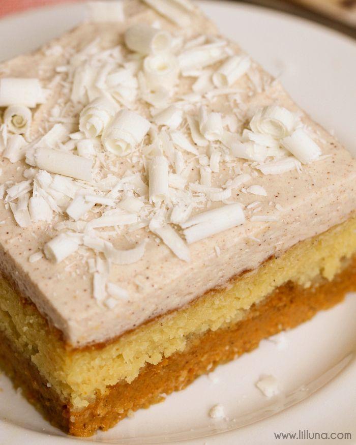 recipe: pumpkin cake recipe with yellow cake mix [7]