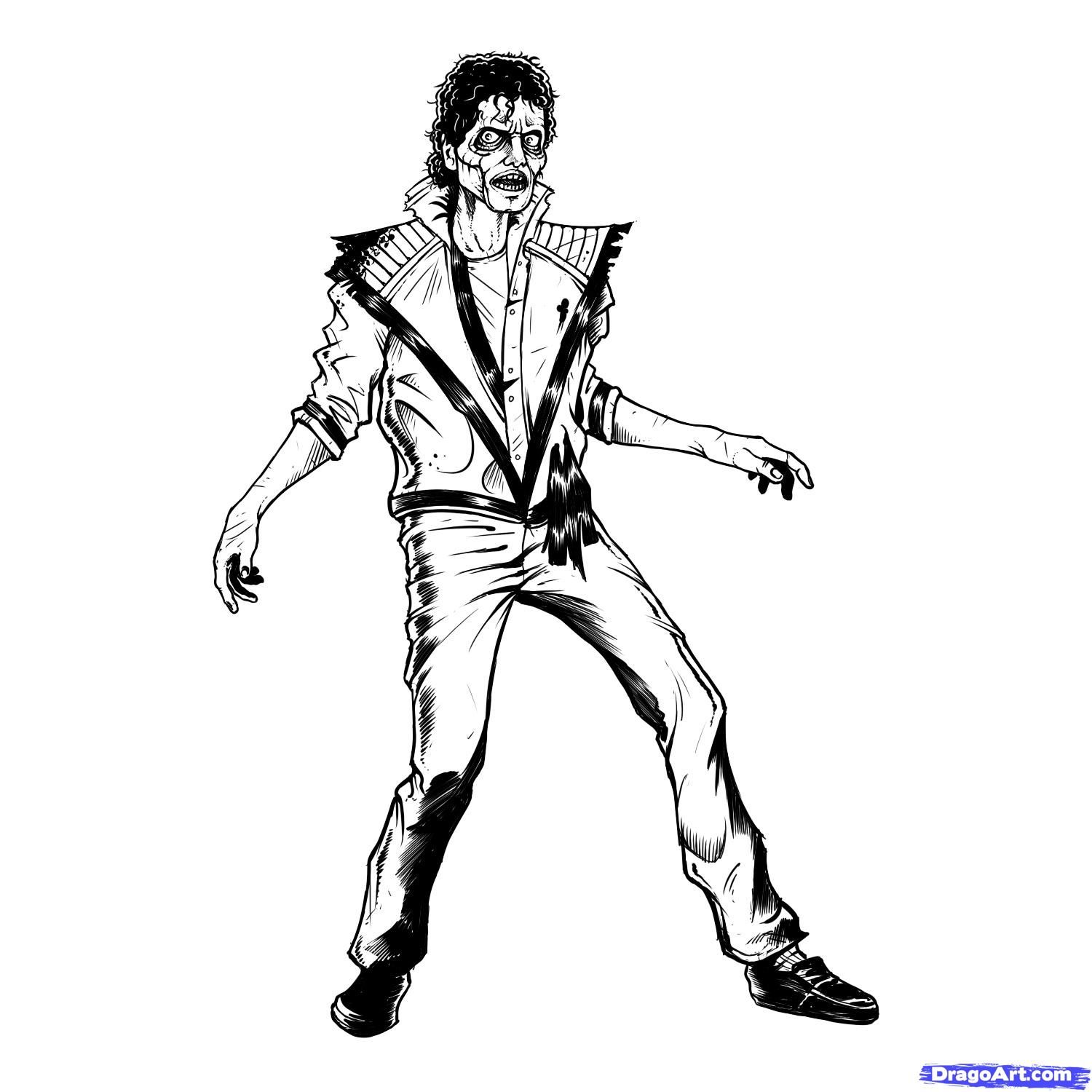 How To Draw Michael Jackson Thriller Thriller Michael Jackson Step By Step Sta Photos Of Michael Jackson Michael Jackson Art Michael Jackson Smooth Criminal