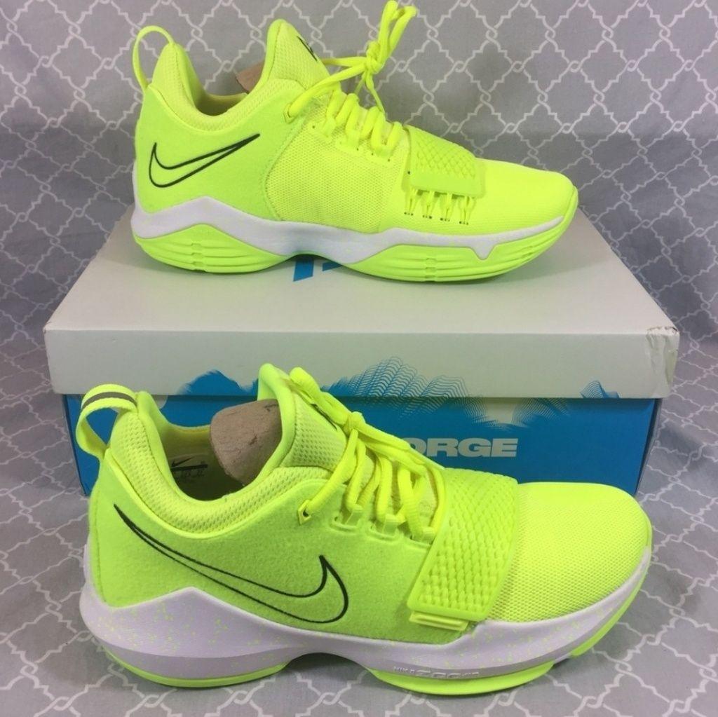 Nike PAUL GEORGE 1 VOLT TENNIS BALL