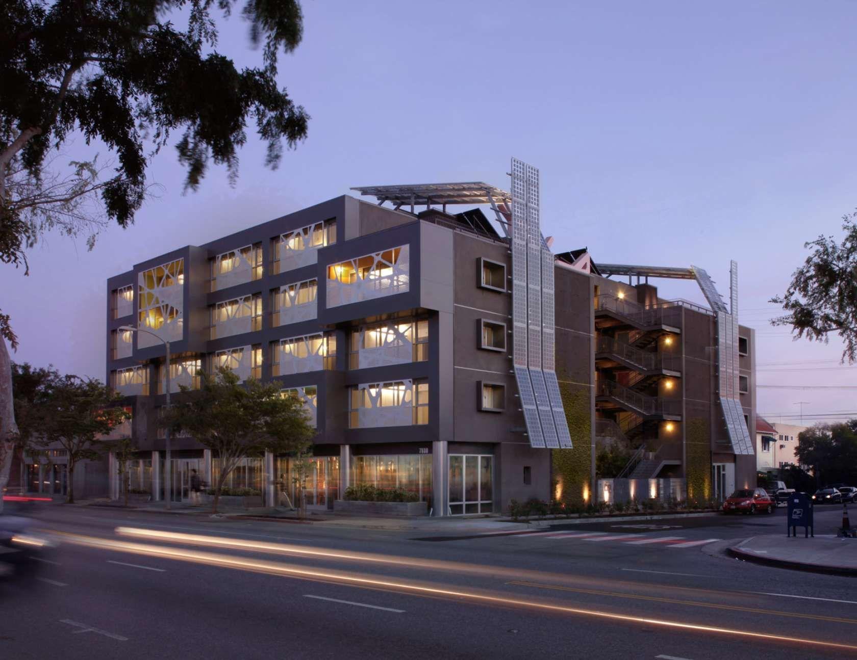 sierra bonita affordable housing tighe architecture los angeles