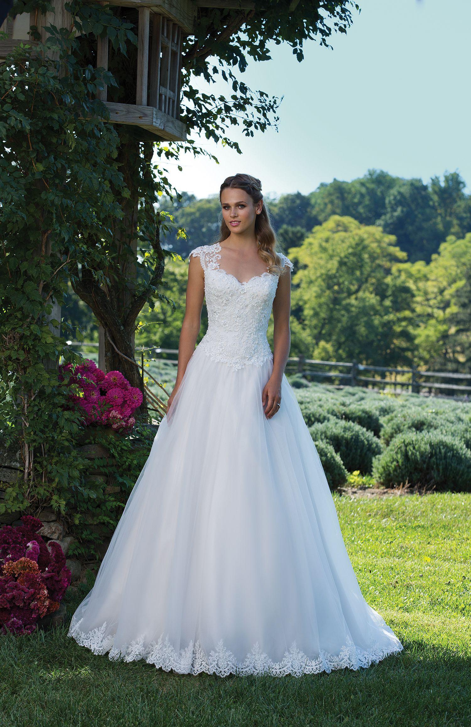 wedding #bride #weddingdress #bridal #bridalgown #sincerity ...