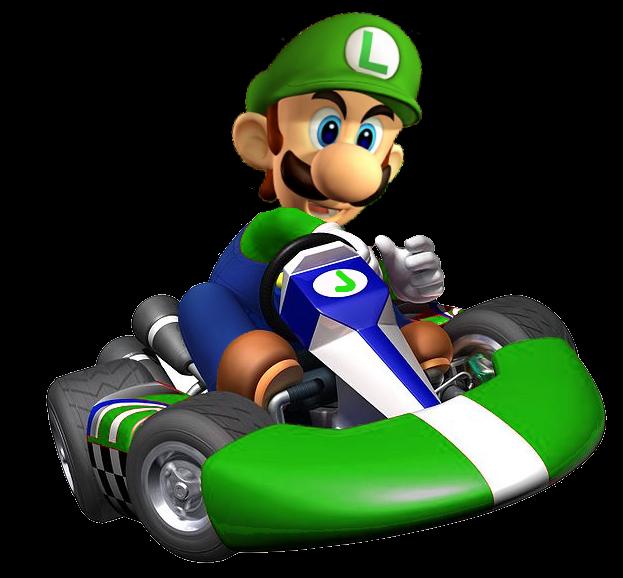 Image Luigi Kart Png Fantendo The Nintendo Fanon Wiki Desenho Super Mario Mario Kart Super Mario Bros