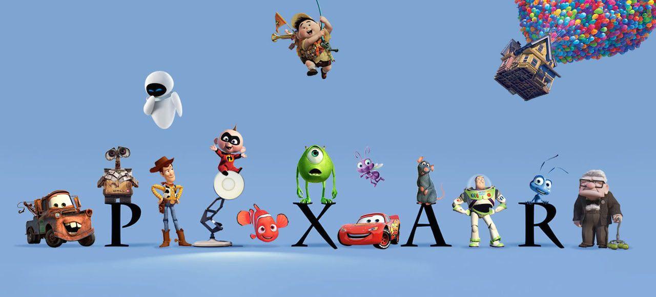 How Pixar Uses Math to Make Characters Look Perfect | Pixar theory, Pixar characters, Pixar films