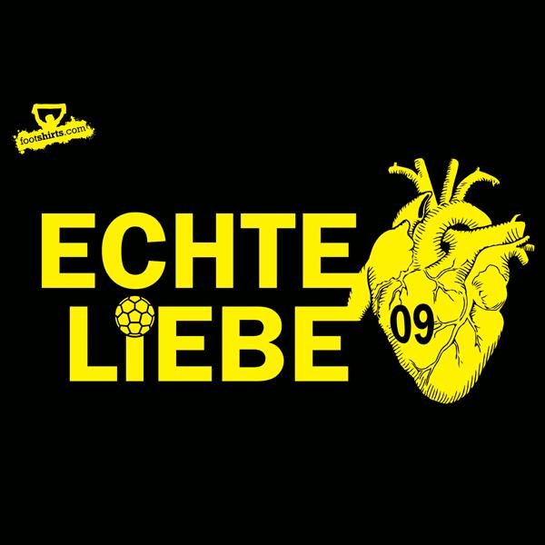 Borussia Dortmund Bvb Echte Liebe Echte Liebe Borussia