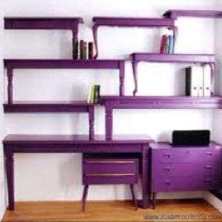 So awesome. Don't know about the purple but maybe a light blue or teal, just love the idea