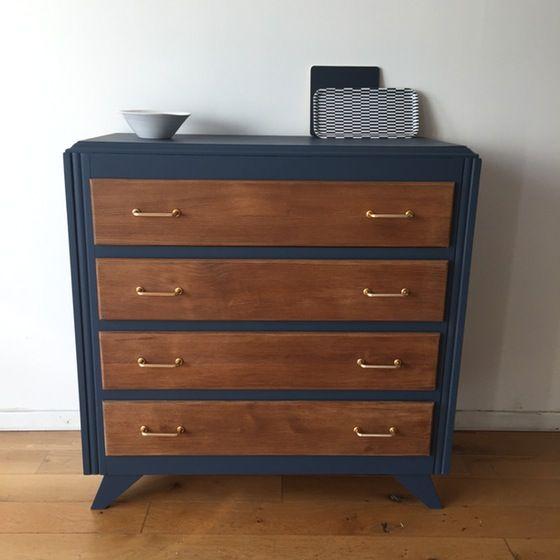 produits muebles commode commode vintage y mobilier. Black Bedroom Furniture Sets. Home Design Ideas