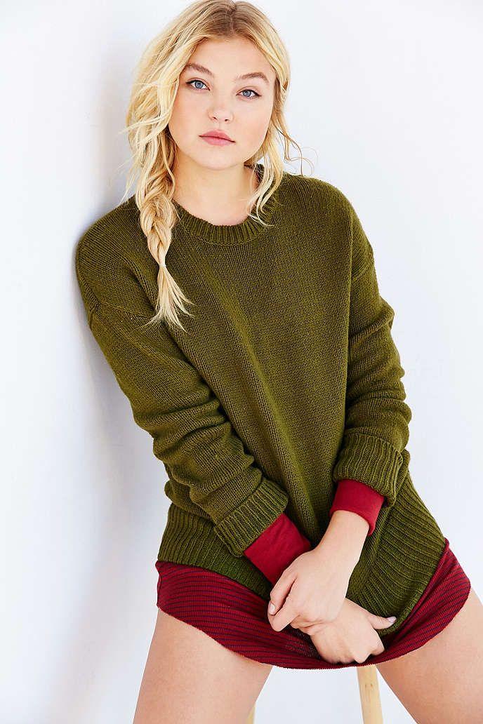 BDG Boyfriend Sweater | Urban outfitters, Boyfriends and Urban