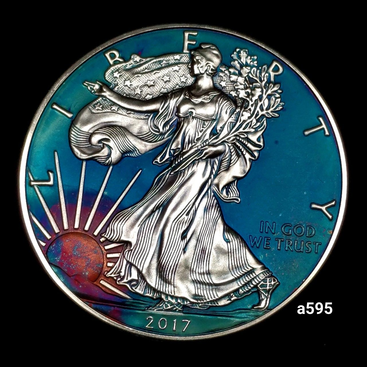 Silver American Eagle Introduced In 1986 Silver American Eagle Coins Weighs In At One Ounce Of Silver 99 9 In 2020 Silver Eagle Coins Gold Eagle Coins Silver Coins