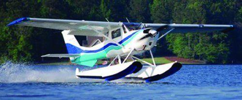 1/48 Cessna 150 w/Floats Bush Plane by Minicraft Models LLC