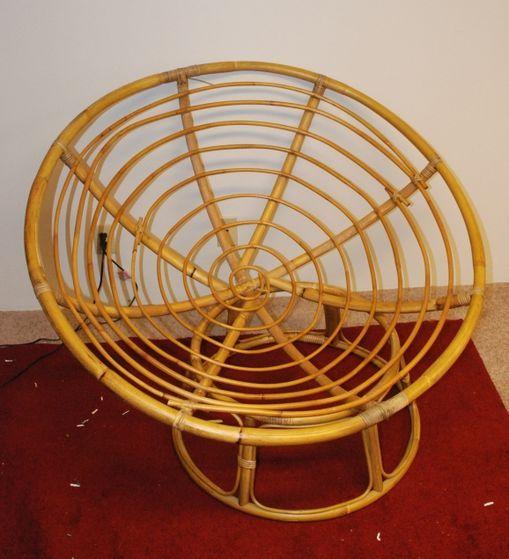 Good How To Make A Papasan Chair Cushion