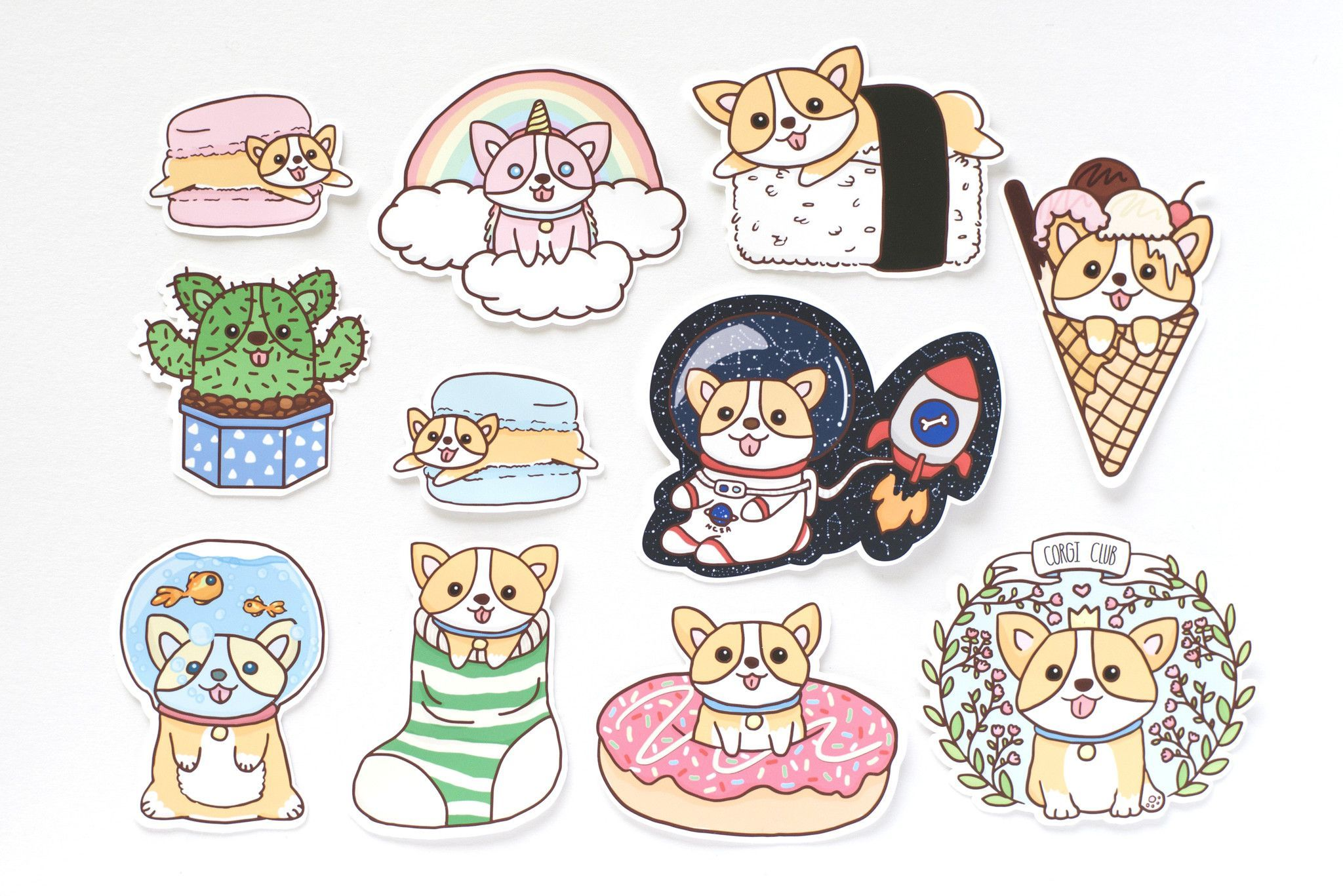 It's just a photo of Adorable Cute Stickers to Print