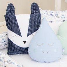 Resultado de imagem para almofadas decorativas para bebe