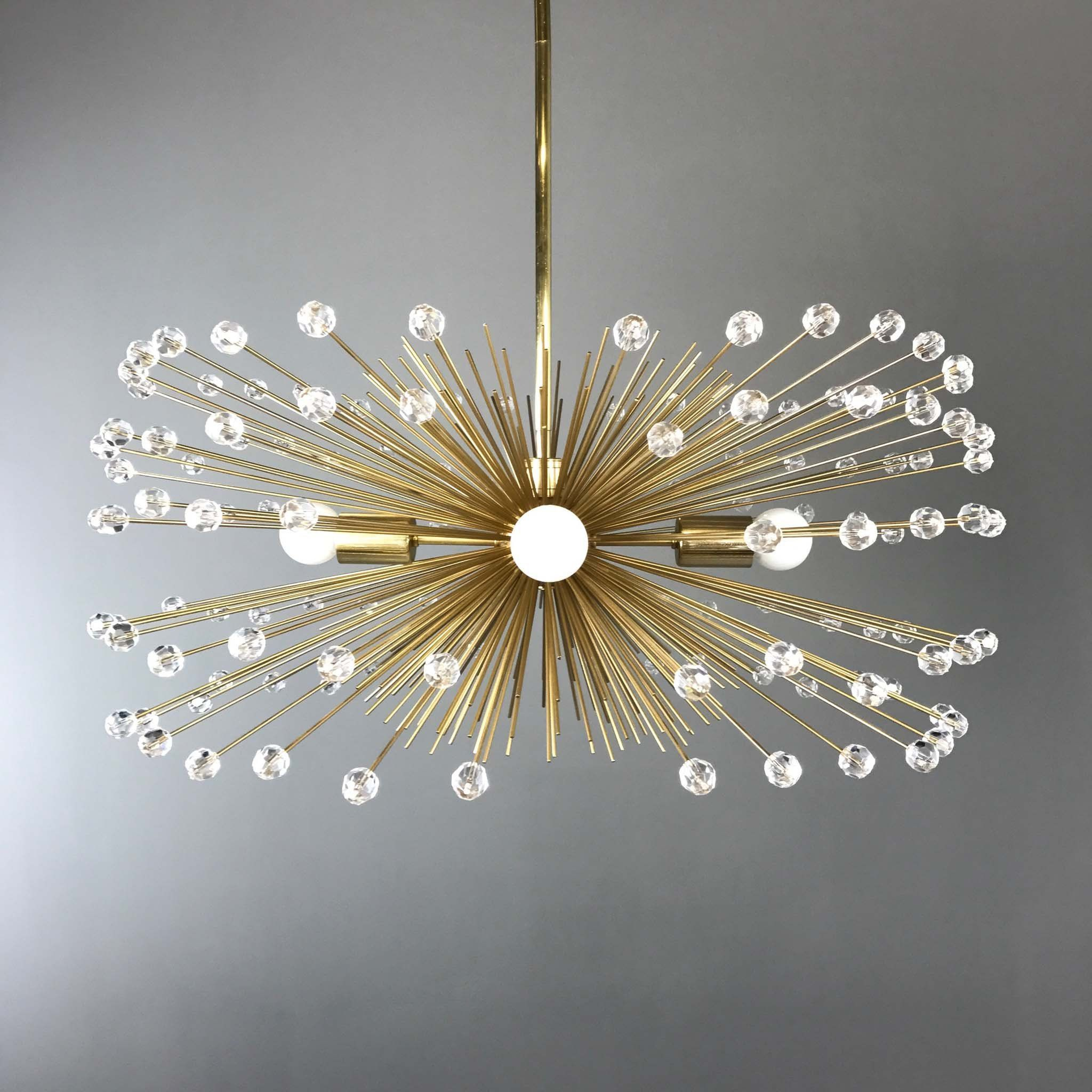 dining lighting calypso modern mid midcentury chain lantern for french globe size intended sphere mini century design black glass of kitchen traditional starburst crystorama pendant orb silver full brass cool lights light classic crystal large urchin chandelier ch chandeliers ebay affordable