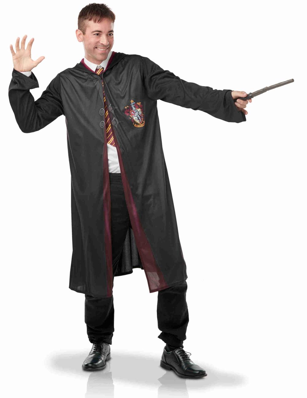 Harry Potter Kostuum Met Accessoires Voor Volwassenen Dit Harry Potter Kostuum Voor Volwassenen Heeft De Officiel Kostumer Harry Potter Kostume Harry Potter