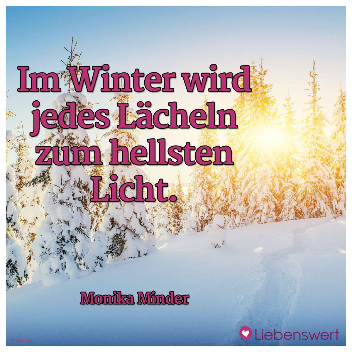 Winter Sprüche