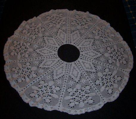 Filet Crochet Patterns Holiday Seasonal Angel