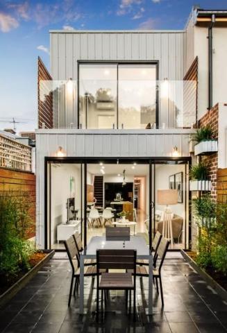 Small Terrace House Design Ideas Terrace Design Terrace House Exterior Small Terrace