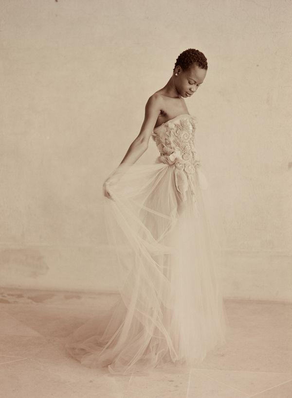 Oheka Castle Bridal Editorial Part I and The Luminous Portrait