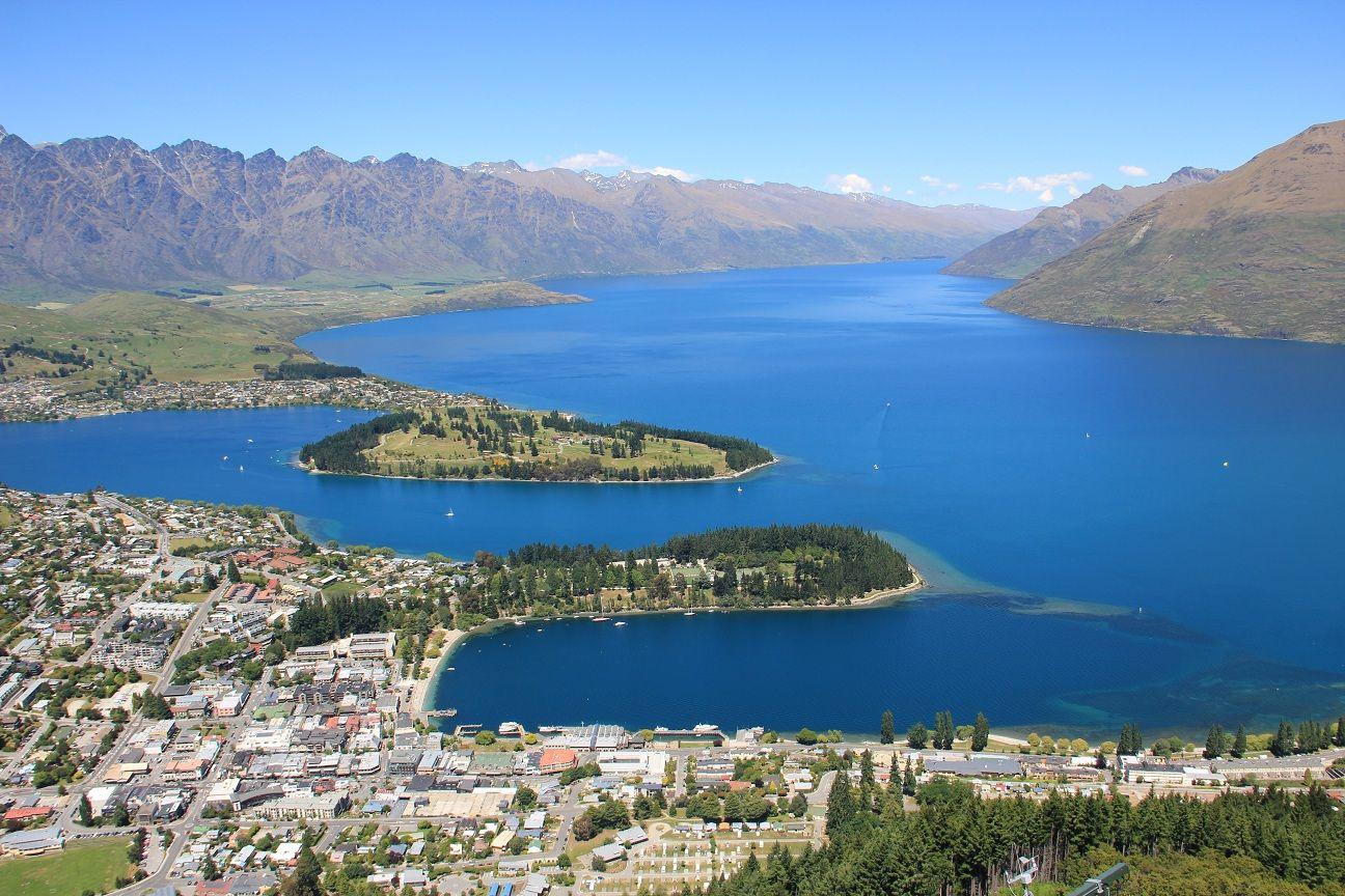 Queenstown, New Zealand 2011
