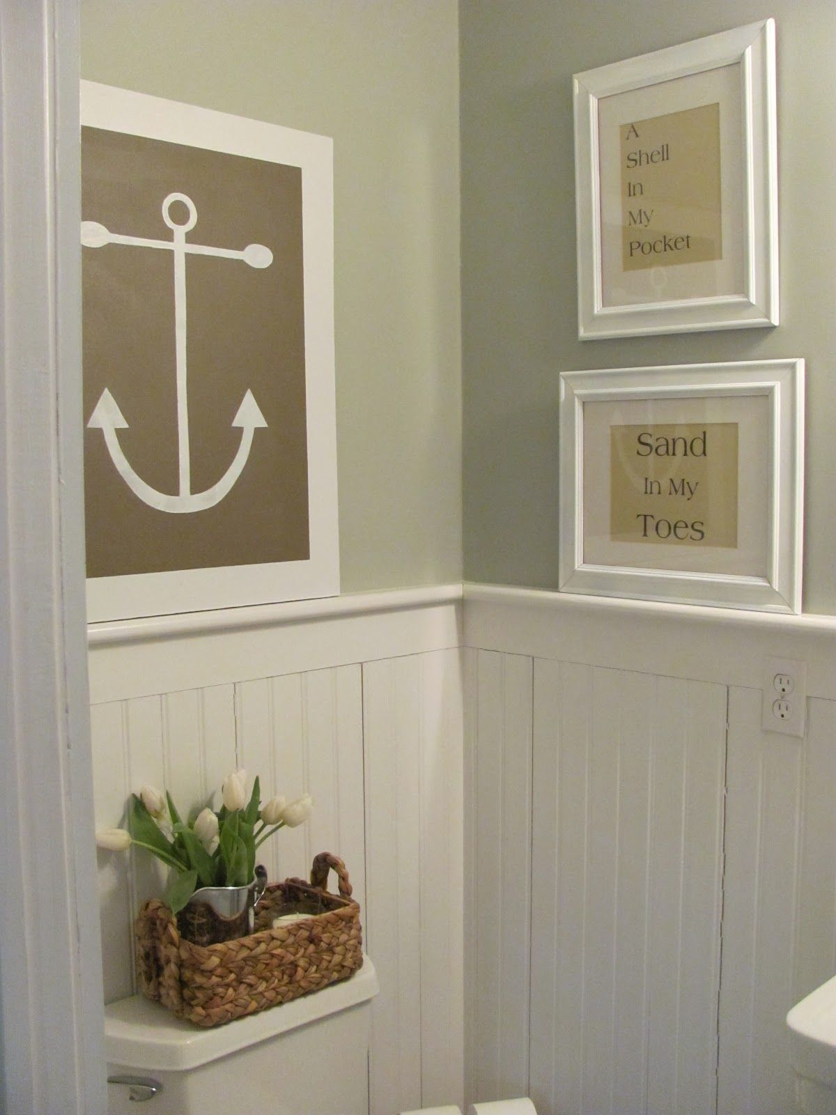 Anchored Bath Design