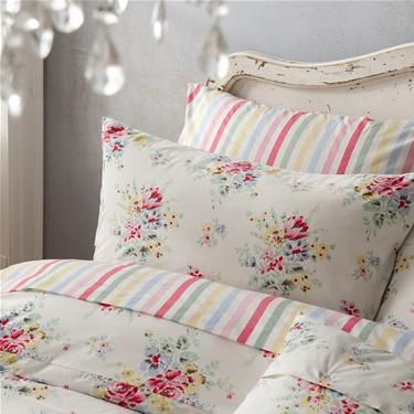 Cath Kidston Bouquet Duvet Cover Bed Soft Furnishings Shabby Chic Homes