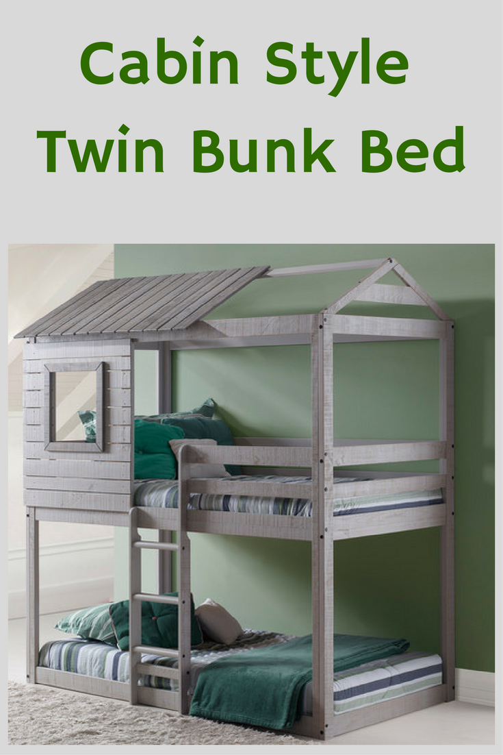 awesome cabin style twin bunk bed bunk beds twin beds toddler