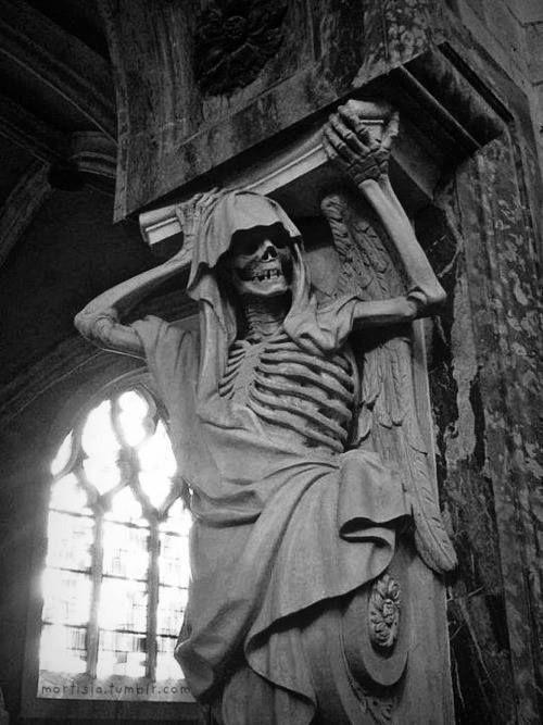 Knightopolis | Cemetery art, Sculpture art, Skull art