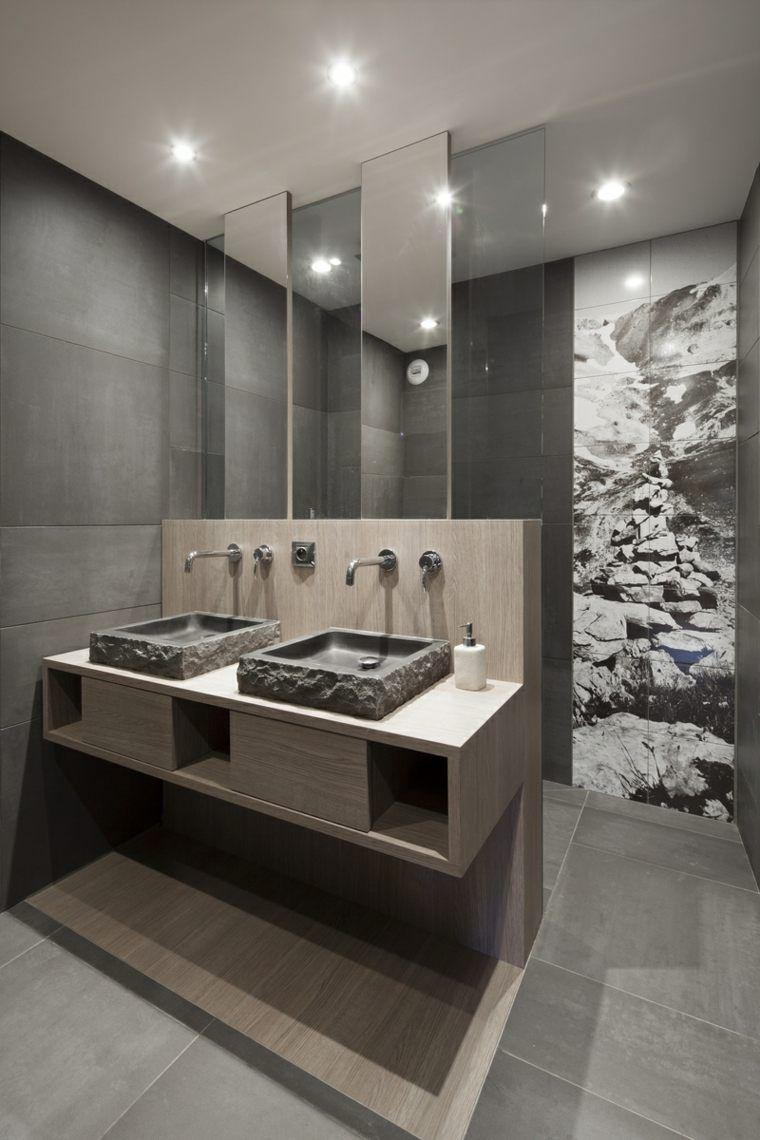 Beton Mineral Pour Mur Salle De Bain