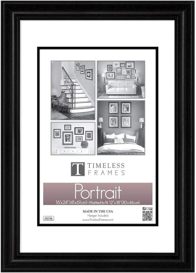 Timeless Frames Lauren Portrait 12 X 18 Frame Products Frame
