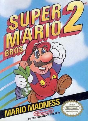 Super Mario Bros 2 It Seemed To Have Been Everyones Least Favorite