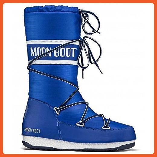 quality design 5814a d81ec Tecnica Moon Boot W.E. Soft Ripstop - Women's Electric Blue ...