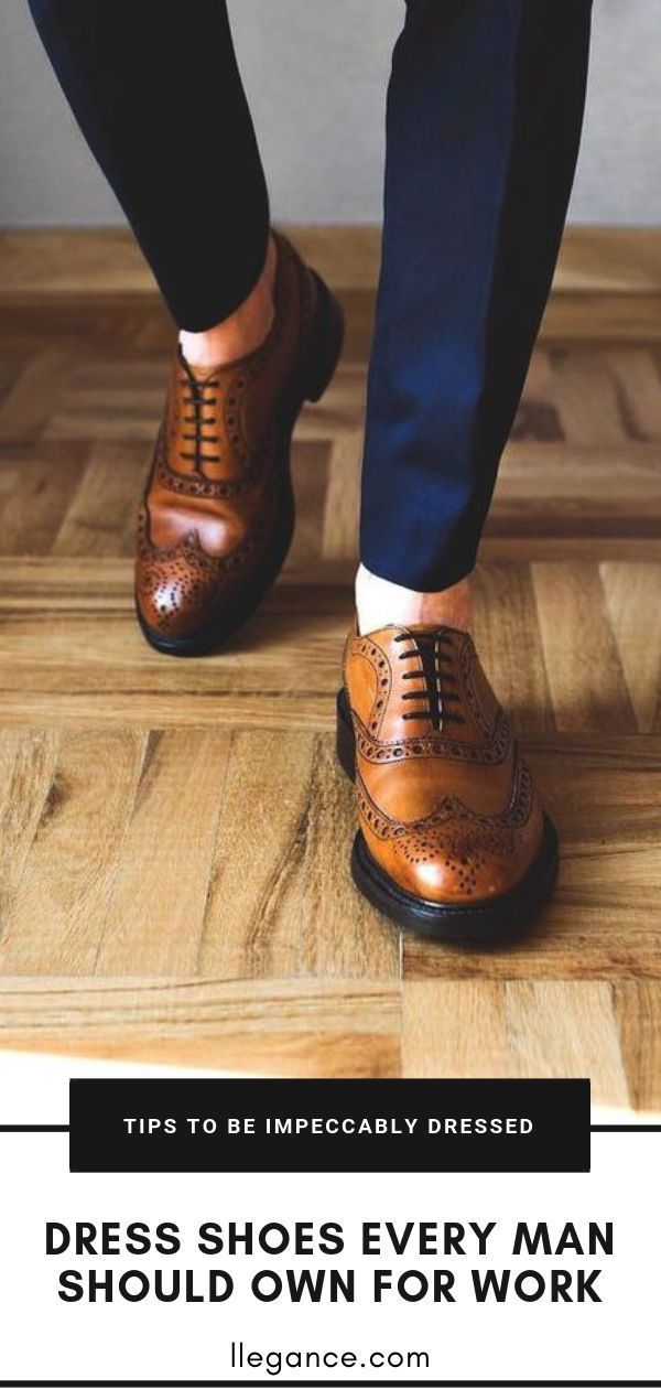 Dress shoes come in a variety of different types As much as it is important to switch out your suits it is also crucial you wear different pairs of dress shoes as well D...