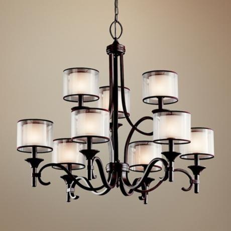 Lamps Plus Mission Style Chandelier