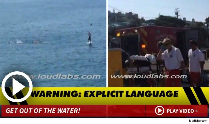 Video: Great White Shark Attack Caught On Video ~ Insane