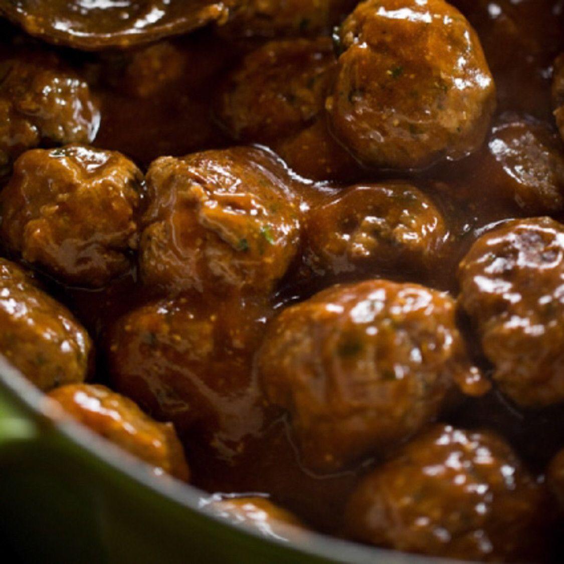Potluck meatballs recipe potlucks pioneer woman and main dishes forumfinder Choice Image