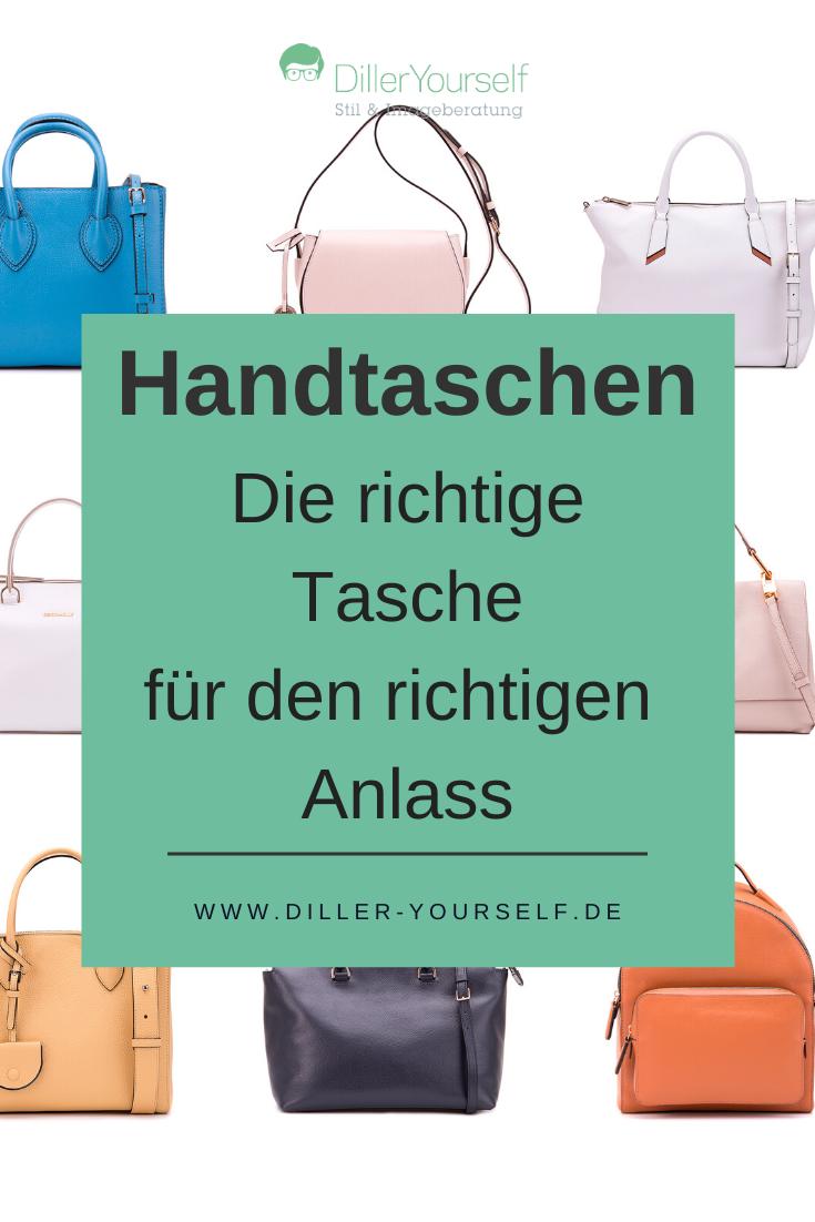 Handtaschen, die jede Frau braucht in 4  Handtaschen, Taschen