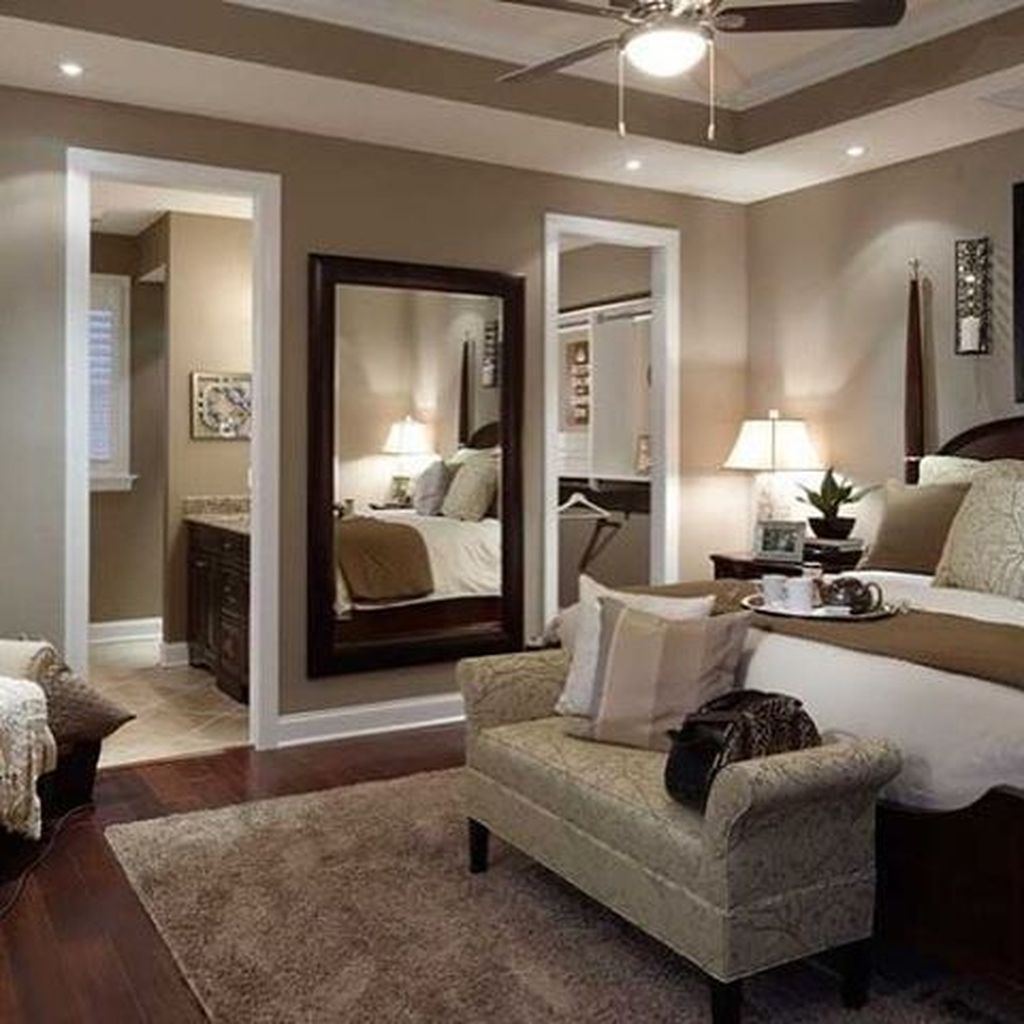 Best 44 Awesome Master Bedroom Design Ideas Home Bedroom Romantic Master Bedroom Master Bedroom 640 x 480