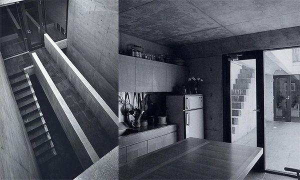 住吉の長屋Row House in Sumiyoshi - Architecture CaseStudy   建築