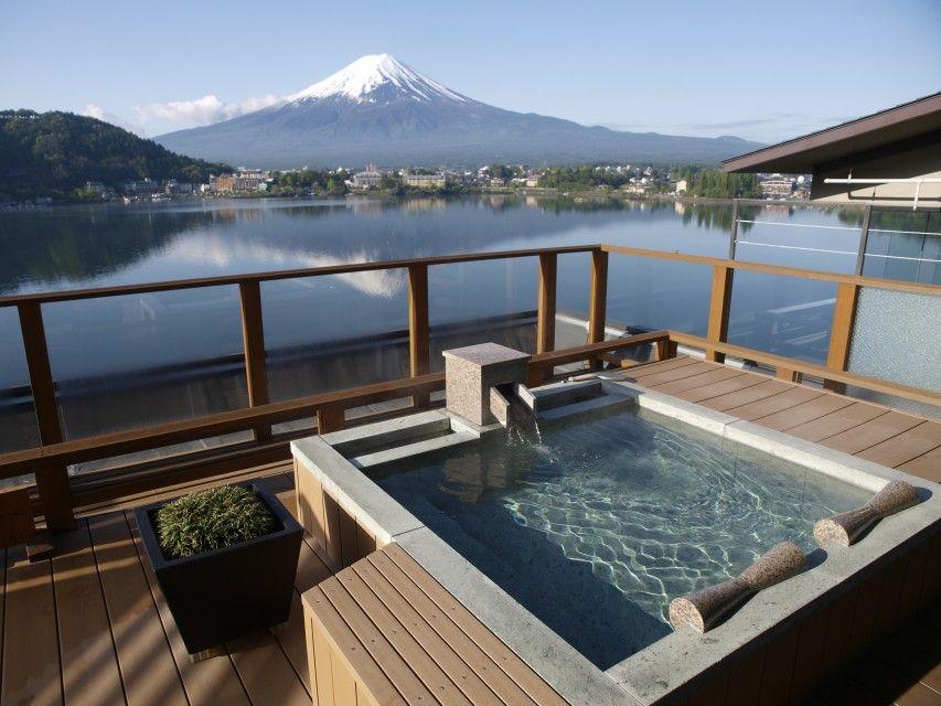 Kozantei ubuya selected onsen ryokan best in japan - Ryokan tokyo with private bathroom ...