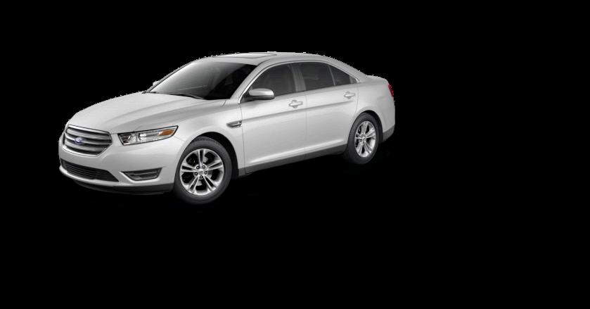 New 2014 Ford Taurus SEL (White Car) Charleston Car