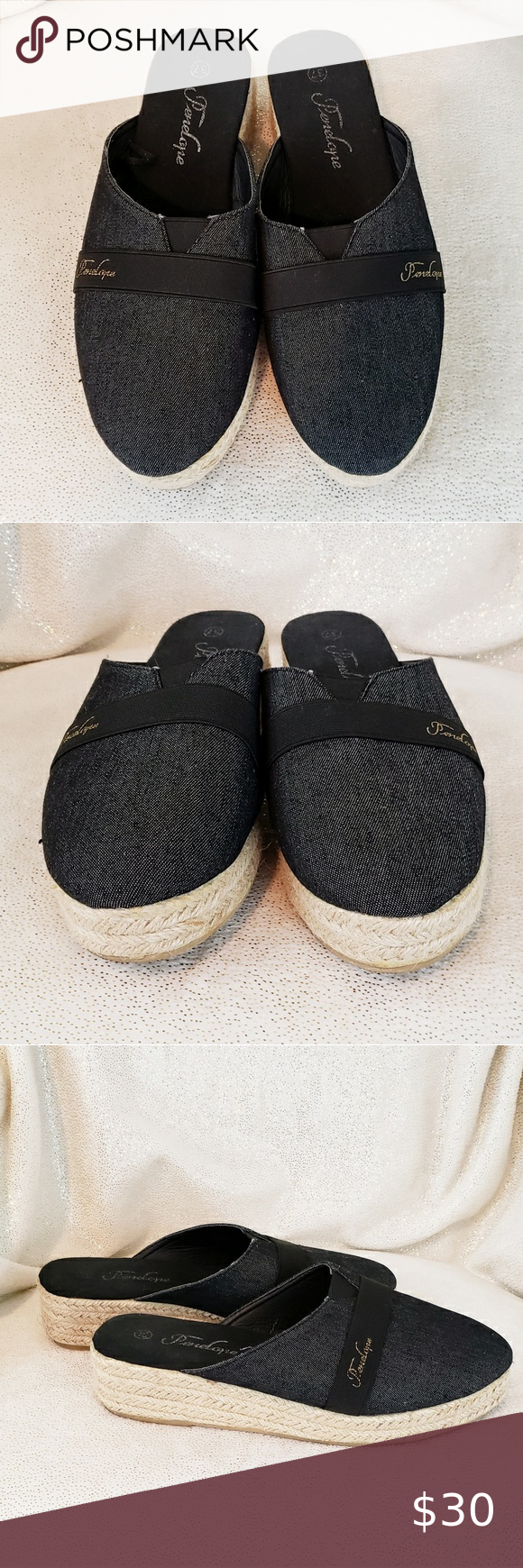 Penelope Chilvers Espadrille-style Slip-on Shoes