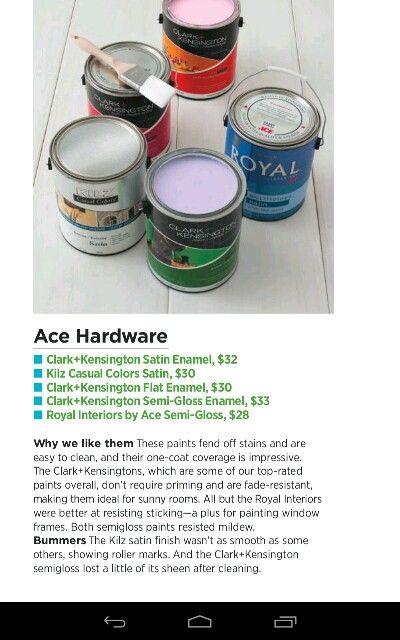 Best Ace Hardware Paint It S A Hardware Life Pinterest Ace