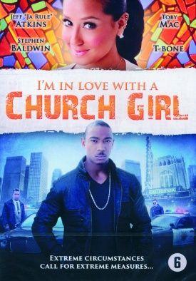I'M IN LOVE WITH A CHURCH GIRL is een indringend en inspirerend verhaal over de liefde tussen twee heel verschillende mensen en over het krijgen van een tweede kans. De bekende rapper Ja Rule speelt Miles en de rol van Vanessa wordt vertolkt door Adrienne Bailon