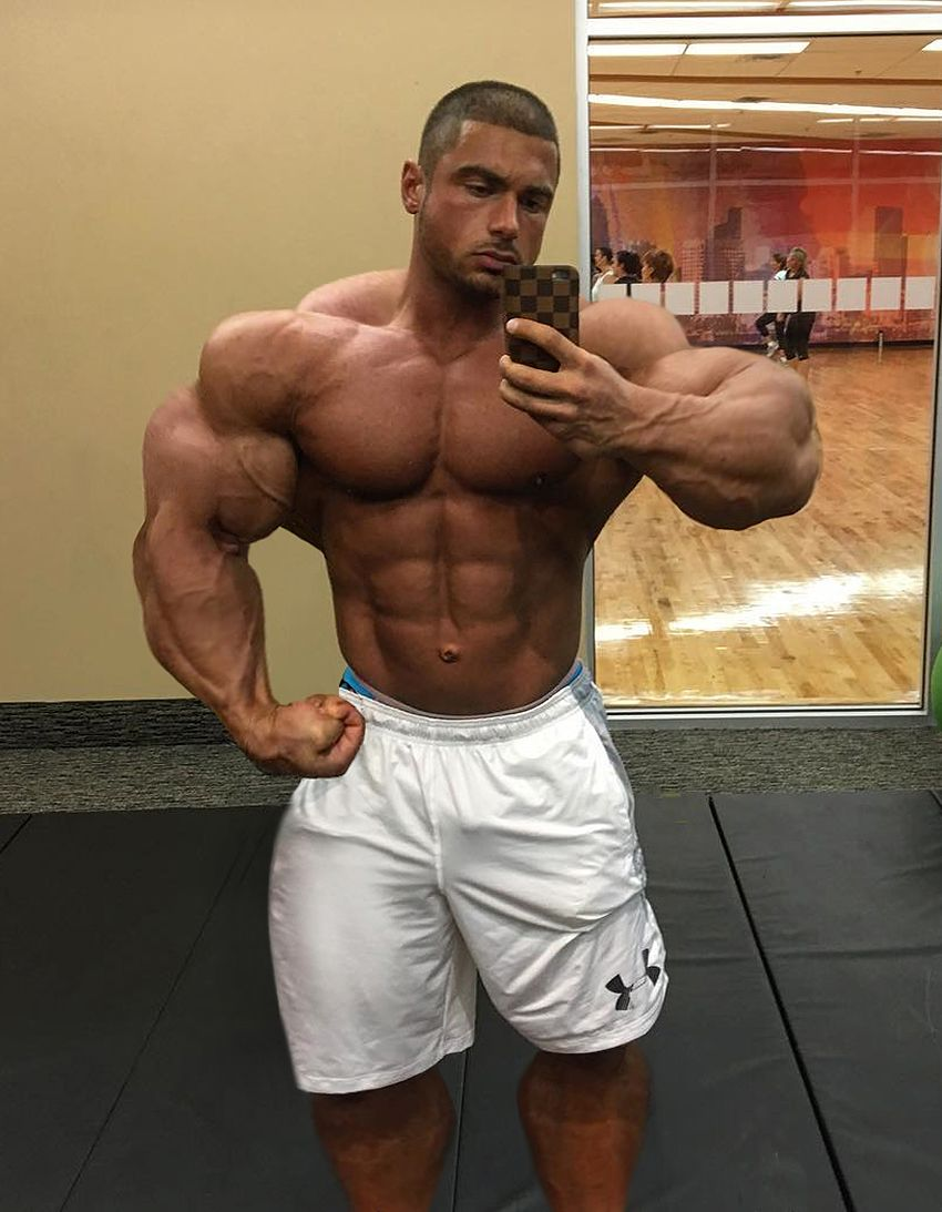 Muscle worship god