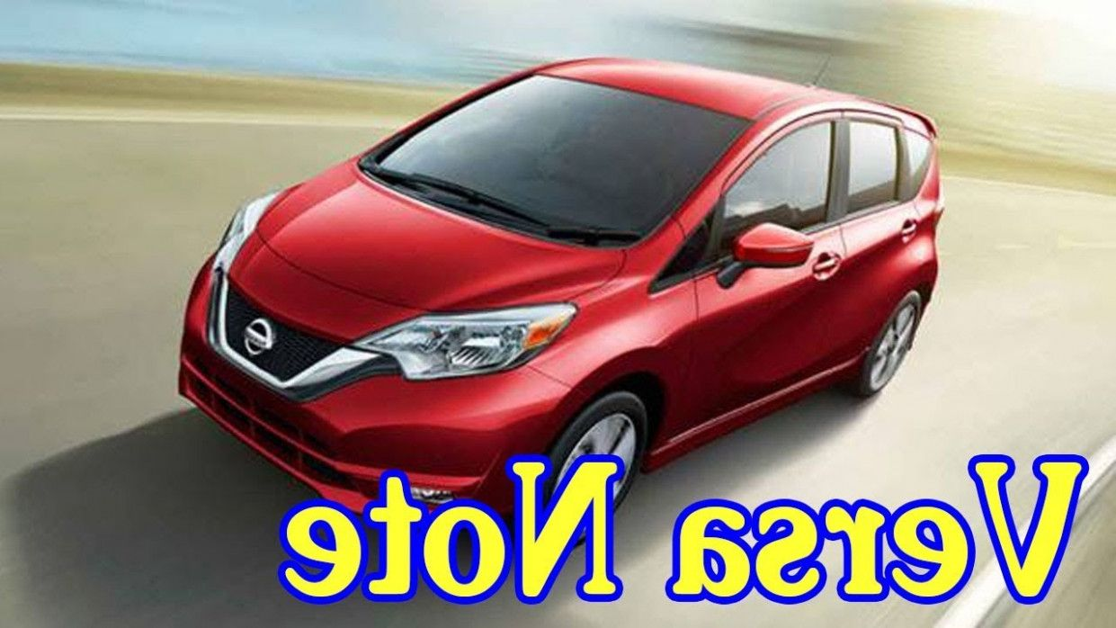 The Reason Why Everyone Love Nissan Versa Note 2020 Nissan Versa Nissan Versa